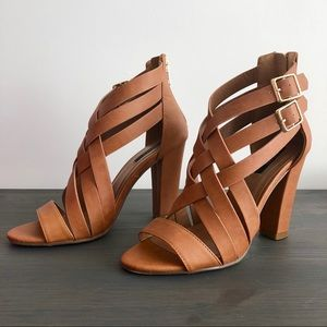 Basketweave Sandals